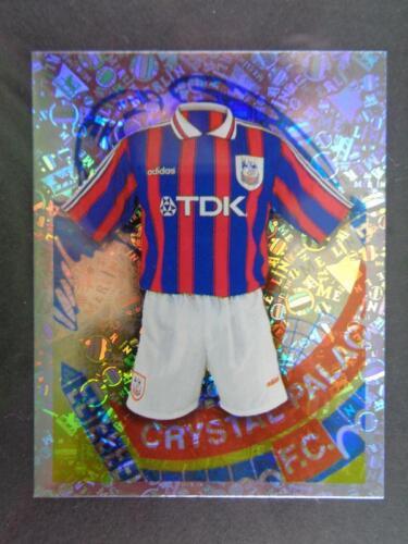 MERLIN PREMIER LEAGUE 98-Home Kit Crystal Palace #172