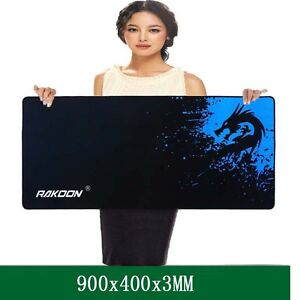 Rakoon-Large-Gaming-Mouse-Pad-Locking-Edge-Speed-Version-Pro-Gamer-Mousepad-Lot