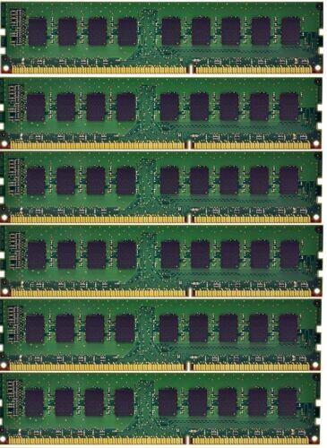 NEW 24GB 6x4GB Memory ECC Unbuffered For HP Compaq Z420 Workstation By RK