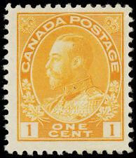 Canada Scott 105d (1924) Dry Printing, Type II, Mint NH VF, CV $50.00 Y