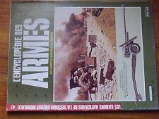 $$a1 Fascicule Encyclopedie des armes N°47 Canons antichars de la 2nd GM