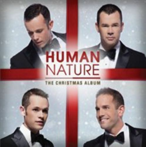 The Christmas Album by Human Nature (CD, Oct-2014, HN)