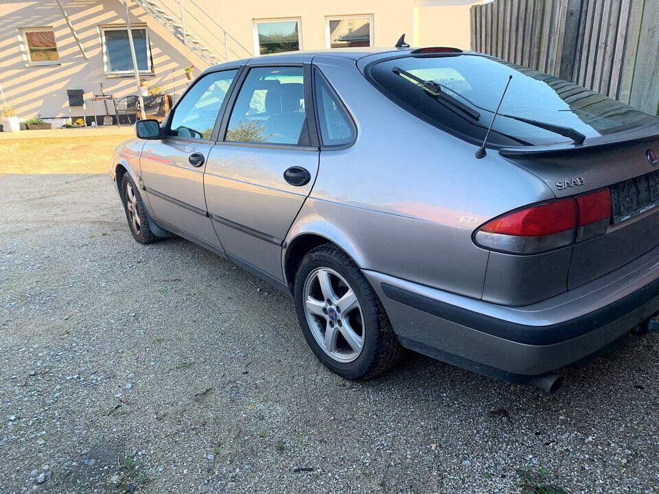 Saab 9-3, 2,0 Turbo 150, Benzin