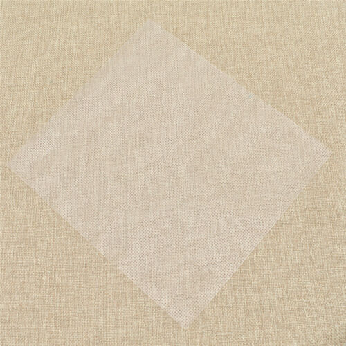 Water Soluble Canvas 14ct Cross Stitch Sewing for Clothes Making Embroidered DIY