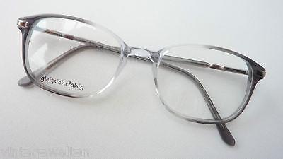 Brillante Occhiali Classica Versione Occhiali Plastica Rettangolare Grande Per Uomo Grigio Misura M-mostra Il Titolo Originale