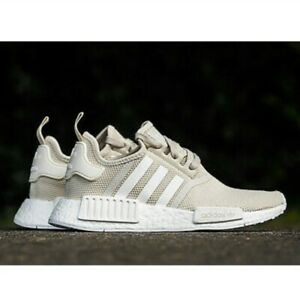 Adidas NMD R1 Shoes in the color Sand in Women's Size 7/Men's Size ...