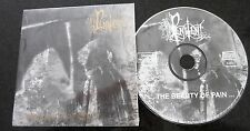 """PENITENT """"THE BEAUTY OF PAIN"""" RARE FULL PROMO CD (DARK AMBIENT)"""