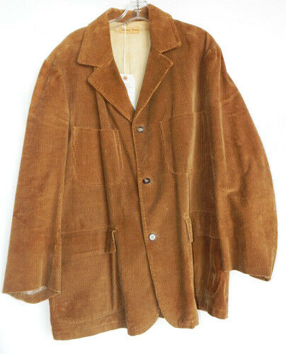 1950's-60's SWEET-ORR Corduroy Sports Coat