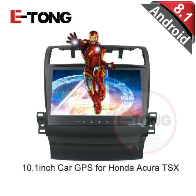 Car GPS Player Android 8.1 Radio Navigation Stereo For