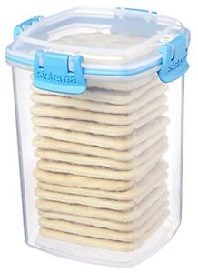 Image Is Loading Sistema KLIP IT Accents Cracker Storage Container 900
