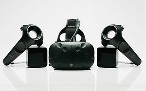 HTC-Vive-Virtual-Reality-Complete-Set-NEW-Warranty