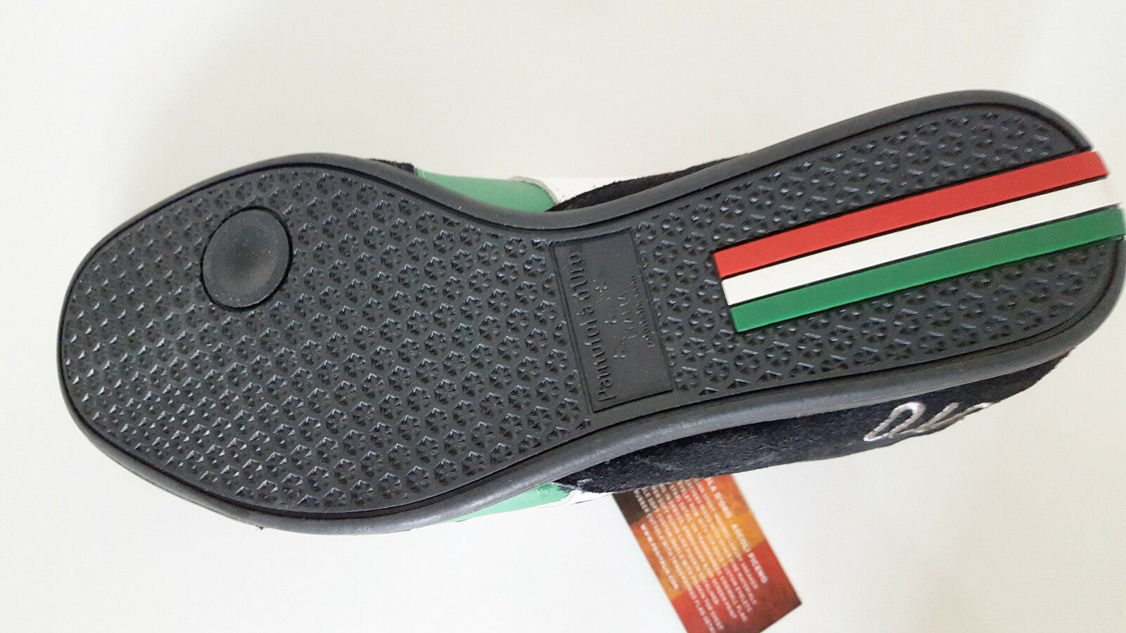 Pantofola d`Oro Spoleto Sneaker, Spoleto d`Oro Nylon, Gr.41, Neu 402ab6