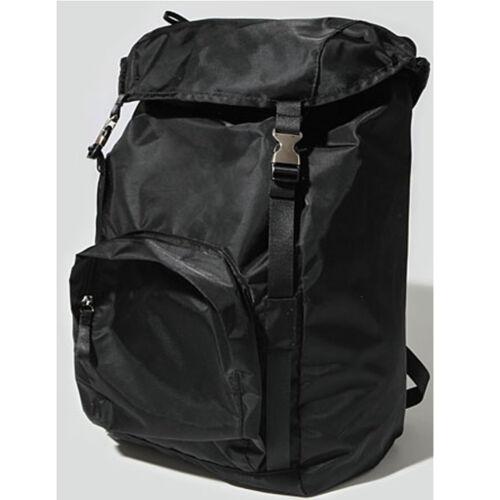 Korea Fashion Men Women Casual BITE Backpack School Travel Bag Black Khaki NEW