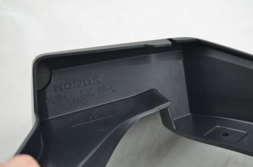 NEW OEM GENUINE HONDA RIDGELINE MUD FLAPS REAR SPLASH GUARDS 08P09-SJC-100A