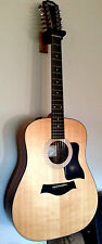 Taylor 150E 12 string Acoustic Electric Zager EZ-Play Modified Guitar