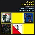 Complete Recordings Septet Octet 2 CD by Cleveland Jimmy