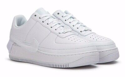 Nike Air Force 1 Jester XX Low AO1220 101 triple blanc Femme 100% Authentique DS | eBay