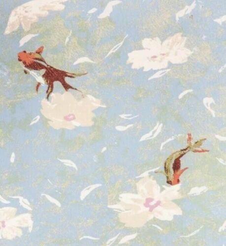 OpalHouse Goldfish Dream Removable Wallpaper Roll New