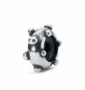 AUTHENTIC TROLLBEADS SILVER STOPPER TAGBE-00073 STOP ARGENTO