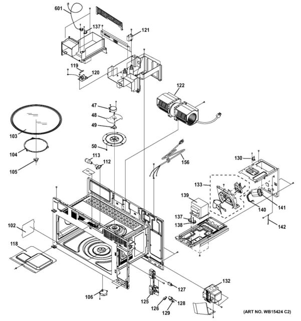 Buy Ge Wb24x25617 Microwave High Voltage Transformer Online