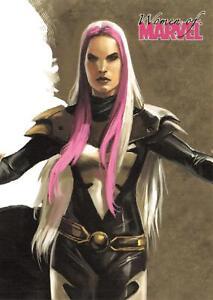 SONGBIRD-Women-of-Marvel-2008-BASE-Trading-Card-64