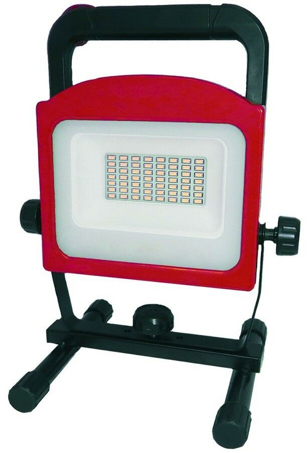 "Akku- LED- Strahler ""Allround"" IP44 inkl. abnehmbarem Li-Ion-Akku"