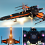 LED-Light-Kit-ONLY-For-Lego-75102-Star-Wars-Poe-039-s-X-Wing-Fighter