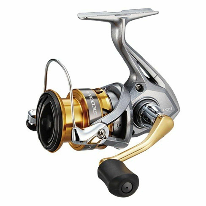 Shimano Shimano Shimano 17 SEDONA 2500 Spininng Reel Salt Water Fishing Japan New 9e4517