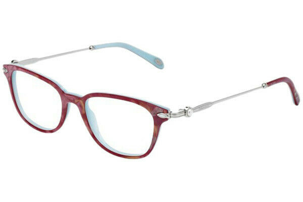 TIFFANY & CO . eyeglasses - TF2096H 8184 - Tiffany Blue / Red