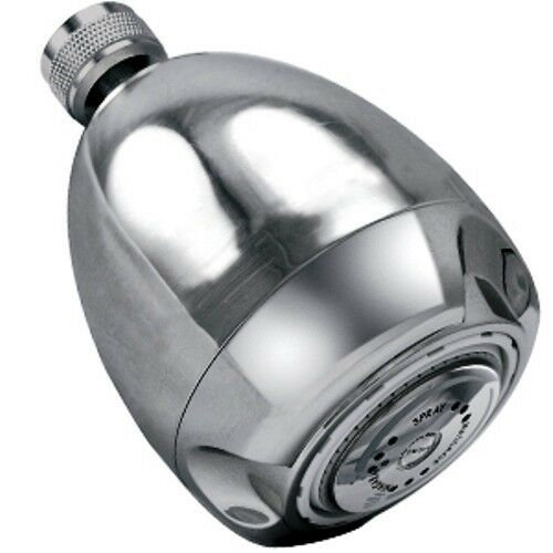 Earth Massage Shower head Water Saver Low Flow 1.5 gpm