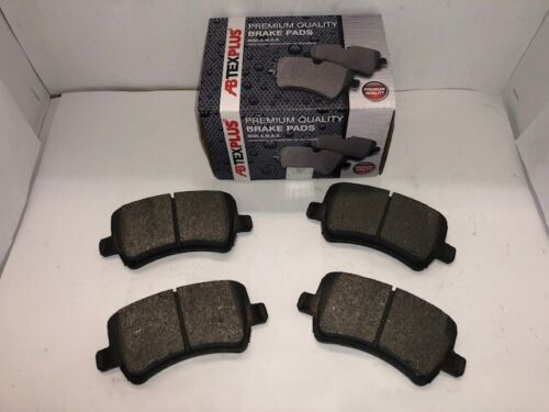 Rear Brake Pads Fits Volvo S60,S80,V60,V70,XC60,XC70 2006-2019 With Elec H//Brake