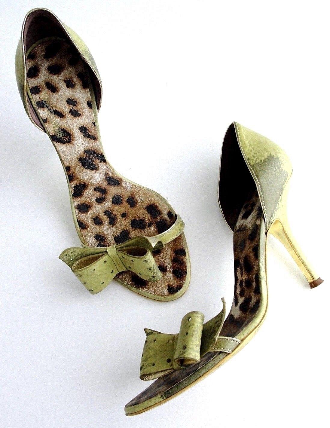 Roberto Cavalli Sandals, Heels 90mm US 7- IT 37 Immaculate condition