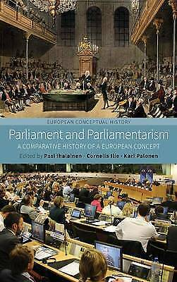 1 of 1 - Parliament and Parliamentarism: A Comparative History of a European Concept (Eur