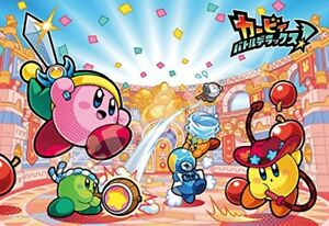 Ensky-Jigsaw-Puzzle-300-1326-Kirby-Battle-Deluxe-300-Pieces