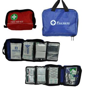 DELUXE-FIRST-AID-KIT-33-70-PIECE-CAR-MOTORIST-HOLIDAY-CAMPING-HIKING-FAMILY