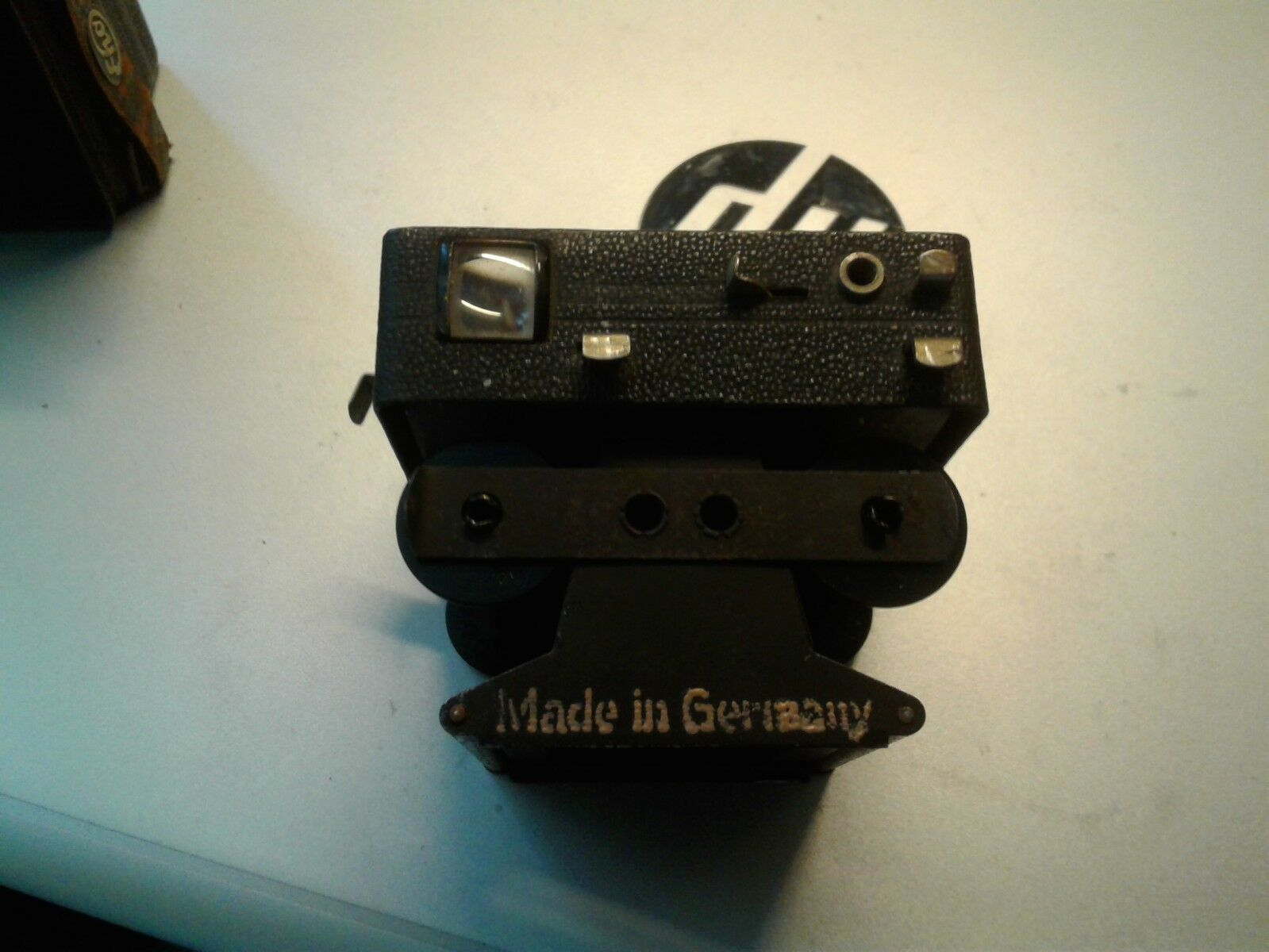 Eho small box camera made in Germany in in in very good condition dcb7ec