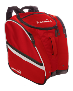 Transpack-TRV-Ballistic-Pro-Snow-Gear-Bag-Red-Silver-Electric