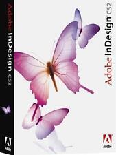 Adobe Indesign CS2 - WINDOWS & MAC - full version- Download + Licence