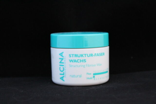 ALCINA STYLING  Struktur Faser Wachs 50 ml