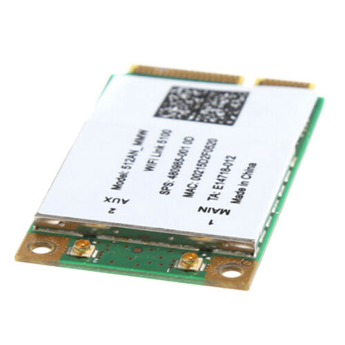 300M mini pci-e wireless wlan card 2.4//5GHz for link 5100 wifi 512an/_mmw CH