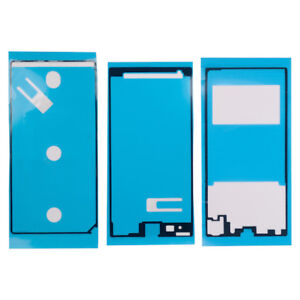 For Sony Xperia Z1 C6903 LCD Bonding Battery Cover Middle Frame Adhesive Set