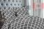Utopia-Bedding-3-Piece-Printed-Duvet-Cover-Set-with-2-Pillow-Shams-Queen-Grey miniature 5