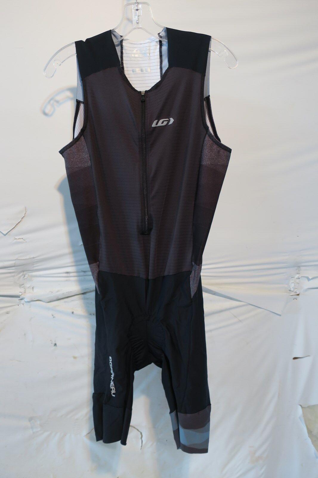 Louis Garneau Pro Carbon Triathlon  Suit Men's XL Neo Classic Retail  145  brand on sale clearance