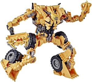 Transformers Studio Series 60 Voyager Class Constructicon Scrapper Figure Robot