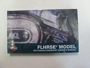 2013-Harley-Davidson-FLHRSE5-Modelos-Usuario-Operadores-Duenos-Manual-Nuevo-13