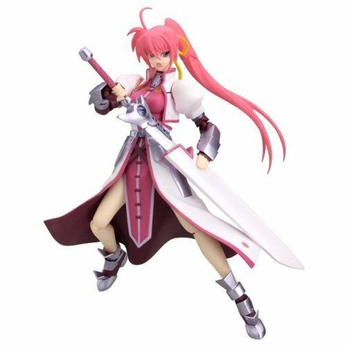 Figma Signum Magical Girl Lylical Nanoha Striker S Figure Import Japan