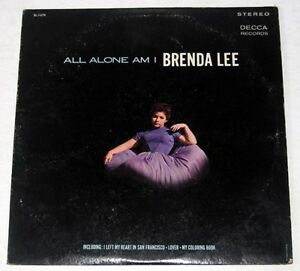 Philippines-BRENDA-LEE-Am-I-Brenda-Lee-LP-Record