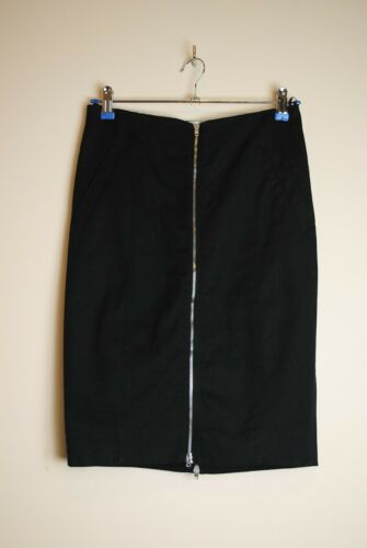 Acne Studios SS12 Ginger Zip Skirt Size 38