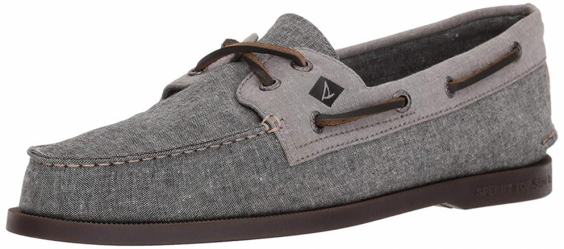 Sperry Uomo A/O 2-Eye Chambray Boat Shoe Shoe Shoe c0dbdf