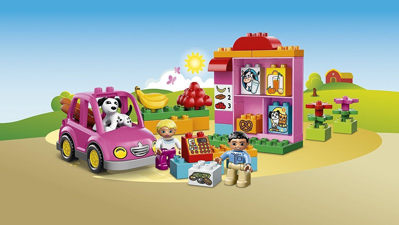 El Supermercado - LEGO DUPLO    10546 - NUEVO 6274a7